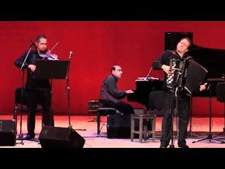 Richard Galliano & Cadence Ensemble (Richard Galliano - Tango pour Claude)