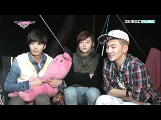 ♔ 2012.05.02 Making of a star NU'EST : Landing Operation EP 7 [Full]