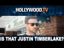 Justin Timberlake Gets Groped, Mistaken For Ryan Phillippe!- Hollywood.TV