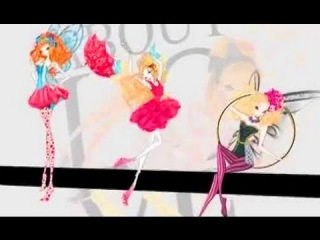 Winx club made in Italy Fashion collection - Enjoy our fashion world! [Preview]