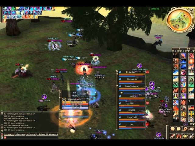 Gvg siege