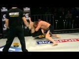 Cage Warriors 46 Pavel Kusch Submission !!!