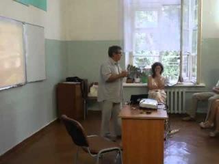 Лекция Сергея Олейника о ВИЧ-инфекции в мире, России и в Пензе