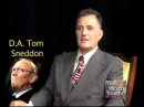 Tom Sneddon SLAMMED on LIVE TV - William Wagener www.MJJiFF.org
