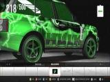 Forza 4 car art - HULK SMASH! - Land Rover