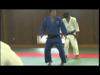 Legendary Koga's (7th Dan) Class: (4) Seoi Nage and O Soto Gari