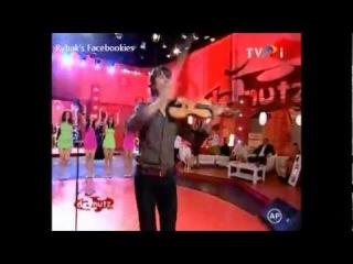 Alexander Rybak - Roll With The Wind on TVRi 3.6.12