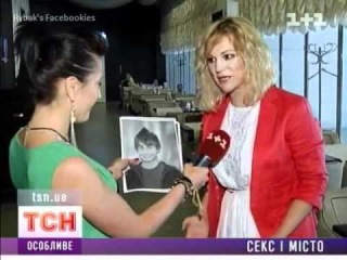 Alexander Rybak and others celebrities  in the Ukrainian program about sex