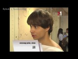 Alexander Rybak about his new video. News on M1 channel 01.10.2012.