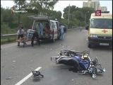 В Хабаровске трое человек погибли в страшном ДТП