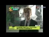 120705 연예스테이션W - 한류돌 슈퍼주니어(Super junior) MV촬영현장