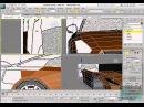 Autodesk 3ds max 2010 modelowanie samochodu Car Modeling part3