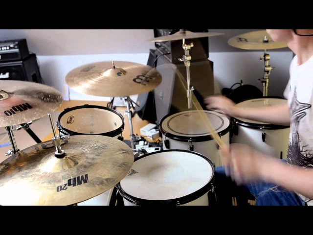 Devil's Island • Drum Cover • Paul Eslage