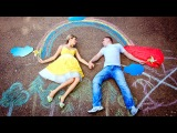 Саша + Сережа. Сказочное Love story