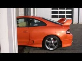 Toyota Celica - Electric Orange - Denis