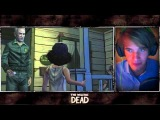 MEETING CLEMENTINE - The Walking Dead - Episode 1 (A New Day) - Part 2