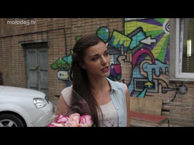 Папины дочки съемки 1 интервью Насти Сиваевой by @nimoff