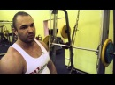 Тренировка дельт на массу от Игоря Гостюнина
