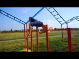 STREET WORKOUT in Borisovka