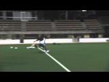 Узбекская система тренировки ударов (Uzbekistan football training)