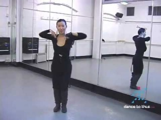 Танец Вакинг — обучение онлайн [video-dance.ru]10