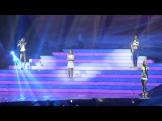 Girls Aloud - Beautiful Cause You Love Me - o2 Arena - 01.03.13