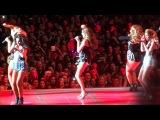 Girls Aloud - Wake Me Up &amp Jump (Live @ 02 Dublin - 16032013)