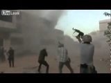 Libyan Rebel forces go house to house in Tripoli