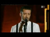 Sanremo 2013 - 'Il bisogno di te (ricatto d'onor)' - Daniele Silvestri