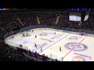 Матч Россия-Финляндия : Хоккей Евротур 2013