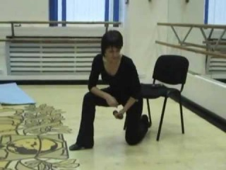 Упражнения с гантелями для женщин. День 3 Ср.mpg