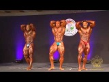 2012 Sheru Classic Men's Bodybuilding First Callout with Jay Cutler Commentary