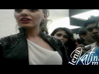 Alexandra Stan opina sobre el cover Mr.Saxobeat hecho por Lena Katina