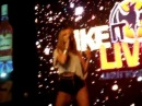 Show Me The Way Alexandra Stan live at 'titos'.
