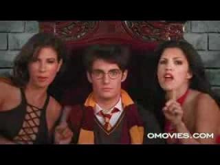 Клип-пародия на плохого Гарри Поттера
