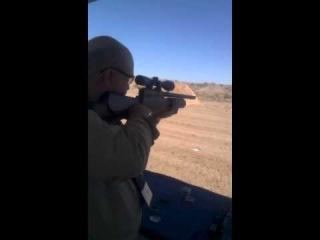 Автоматическая PCP винтовка Evanix Conquest Full-Auto PCP air rifle
