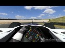 Iracing F1 Williams-Toyota FW31 - Zandvoort setup fixed 1.17.179