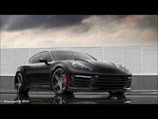 2011 Porsche Panamera Stingray GTR by TOPCAR