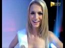 Мелинда Бам - Мис Южная Африка 2011 (интервью после конкурса)