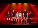 [Live HD 720p] 120515 - 4minute - Volume up - Beautiful Concert