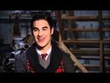 GLEE - A Holiday Moment: Darren Criss