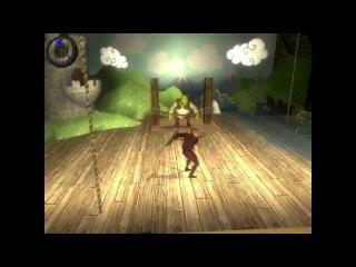 Shrek 3 (The Third | Шрек Третий) прохождение - Серия 15 [Финал]