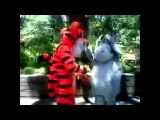 tiger and igor from winnie the pooh got swag