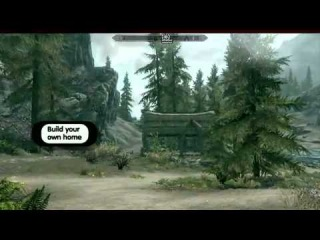 Skyrim Game Jam: Do anything you want, and add it to the game