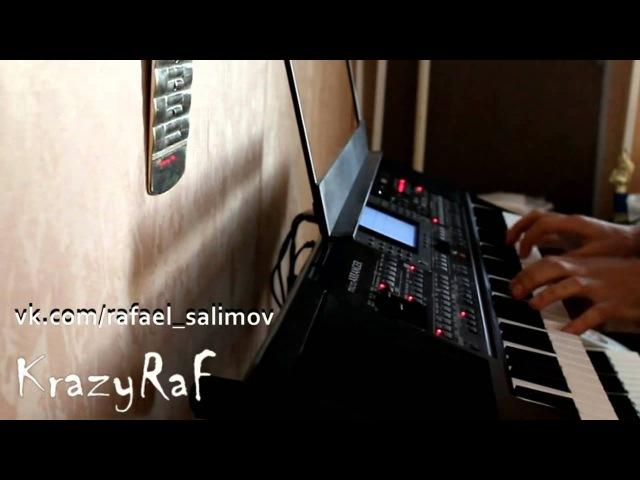 [KrazyRaf] Rafael_Salimov (UKRAINE AraabMuzik) improvisation