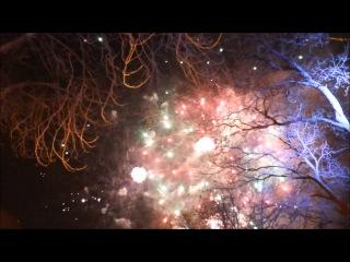Новый год в Одессе Думская площадь (video by Eleonora Orlova)
