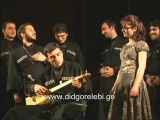 Didgori choir. Dzghabi dudi damanebi.(Samegrelo region) მეგრული