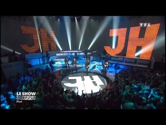 Johnny Hallyday et Zucchero - Blue Suede Shoes -
