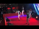 FANCAM 121109 l G-STAR 2012 l SECRET - POISON + Talk + Madonna + Shy Boy + Talk + Love is Move