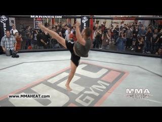 Открытая тренировка Кейна Веласкеса к UFC 121